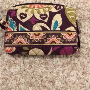 Vera Bradley makeup bag!